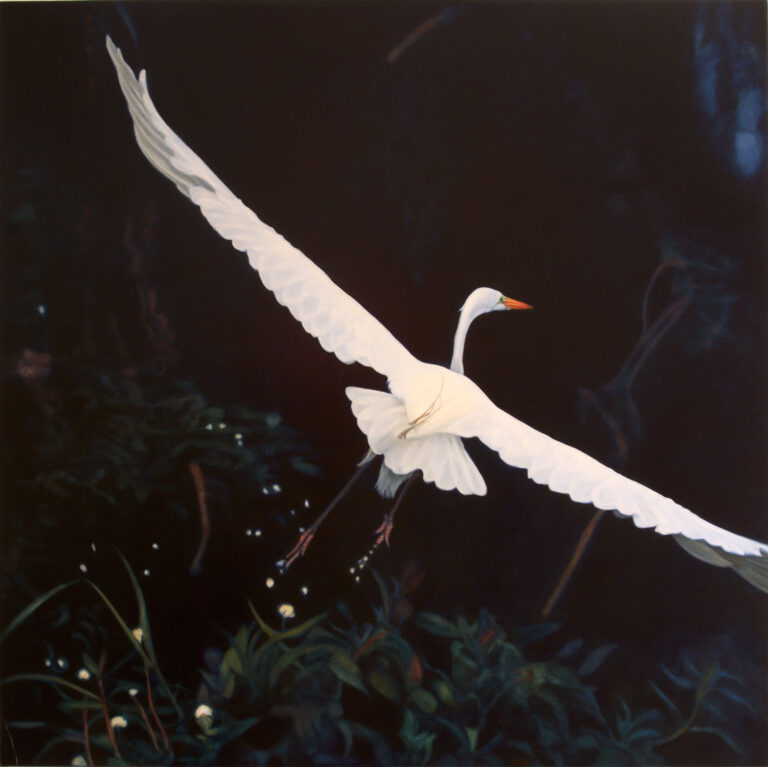 Bird painting by Diane Andrews Hall